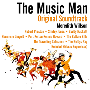The Music Man (Original Soundtrack) - Various Artists