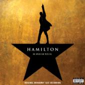 Original Broadway Cast of Hamilton - Hamilton (Original Broadway Cast Recording)  artwork