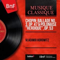 "Polonaise in A-Flat Major, Op. 53 ""Héroïque"""