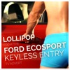 Lollipop from the Ford Ecosport Keyless Entry TV Advert Remastered Single
