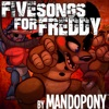 MandoPony - Five Songs for Freddy Album