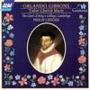 Gibbons: Tudor Church Music