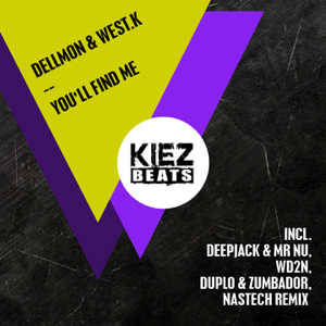 Dellmon & West.K - You'll Find Me (Deepjack & Mr.Nu Remix)