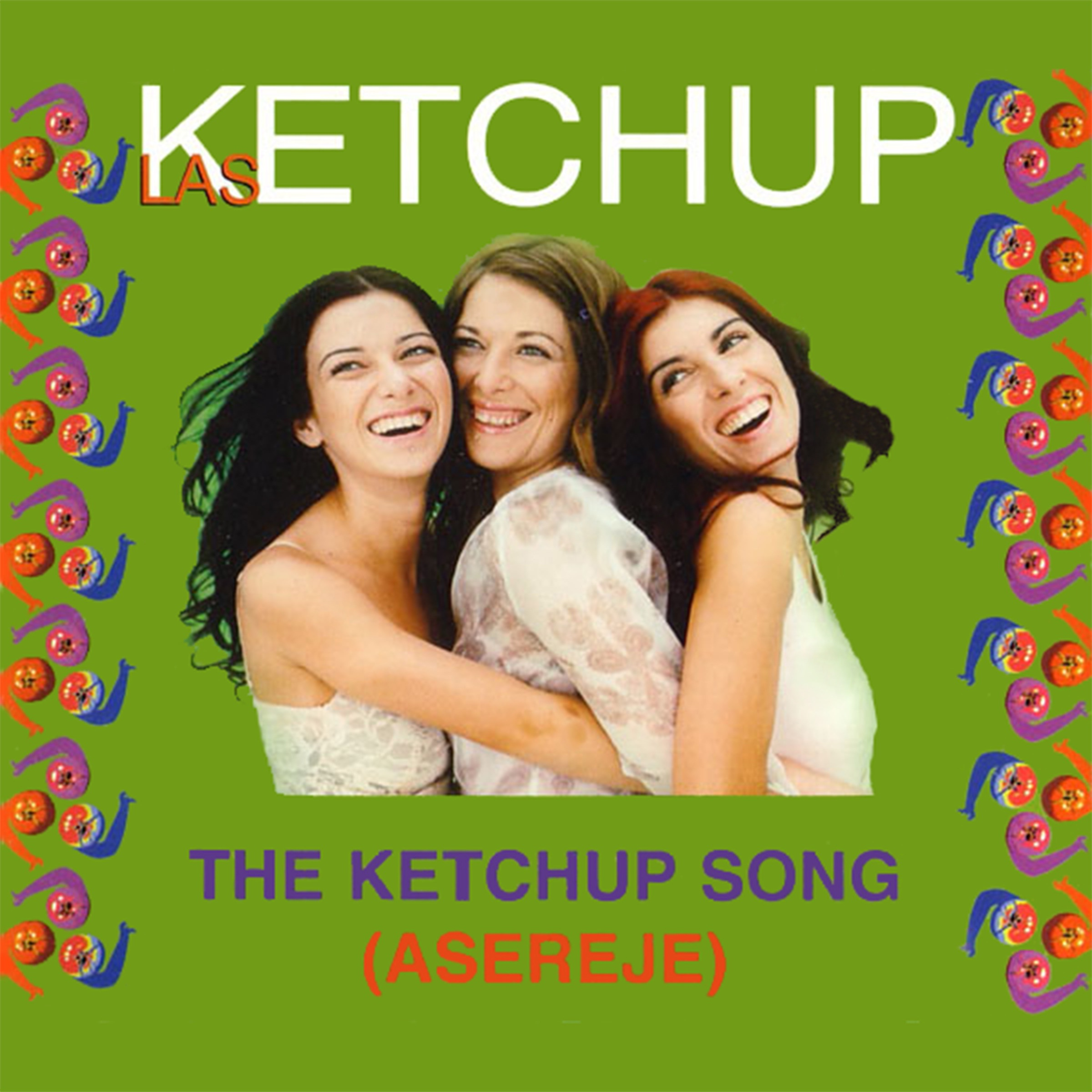 Cover art for The Ketchup Song