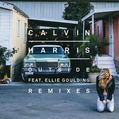 Outside (feat. Ellie Goulding) [Remixes] - Single MP3 Download