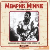 Memphis Minnie - My Baby Don't Want Me No More
