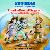 Panda - Orca - Känguru - Tierlieder und Geschichten aus aller Welt (with Pit Budde & Josephine Kronfli)