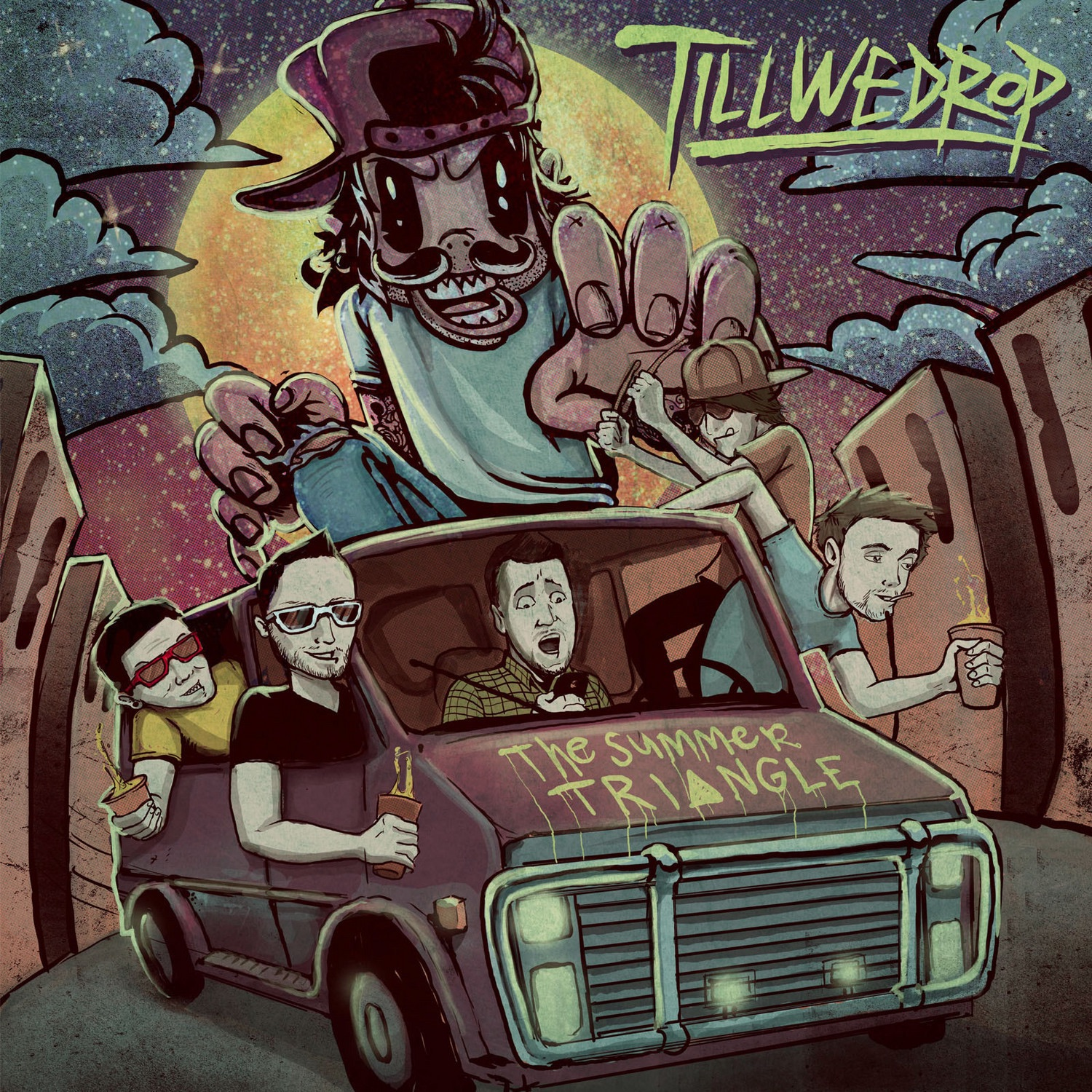 Till We Drop - The Summer Triangle (2011)