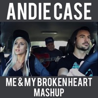 Me and My Broken Heart / Lonely No More MASHUP - Single