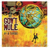 Gov't Mule - By a Thread artwork
