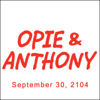 Opie & Anthony - Opie & Anthony, Chris Distefano, September 30, 2014  artwork