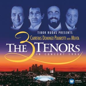 Plácido Domingo, José Carreras, Luciano Pavarotti, Los Angeles Music Center Opera Chorus, Los Angeles Philharmonic & Zubin Mehta - Around the World: Santa Lucia Luntana
