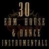 30 EDM, House & Dance Instrumentals