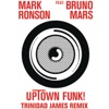 Uptown Funk feat Bruno Mars Trinidad James Remix Single