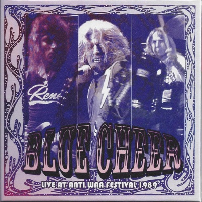 Live At Anti Waa Festival 1989 - Blue Cheer