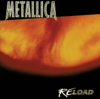 Metallica - Reload обложка