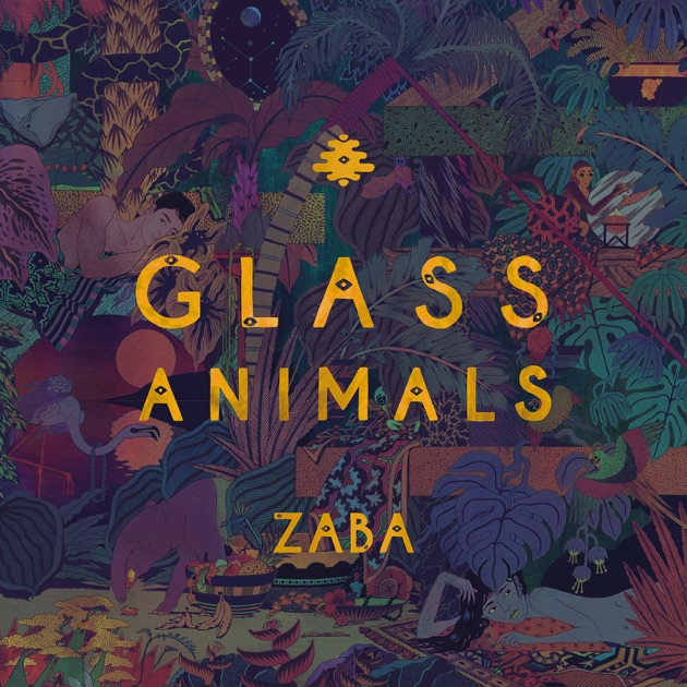 """Glass animals: """"we're always going to find things we need to."""