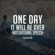 One Day It Will Be Over (Motivational Speech) - Fearless Motivation