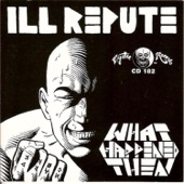 Ill Repute - Book and It's Cover