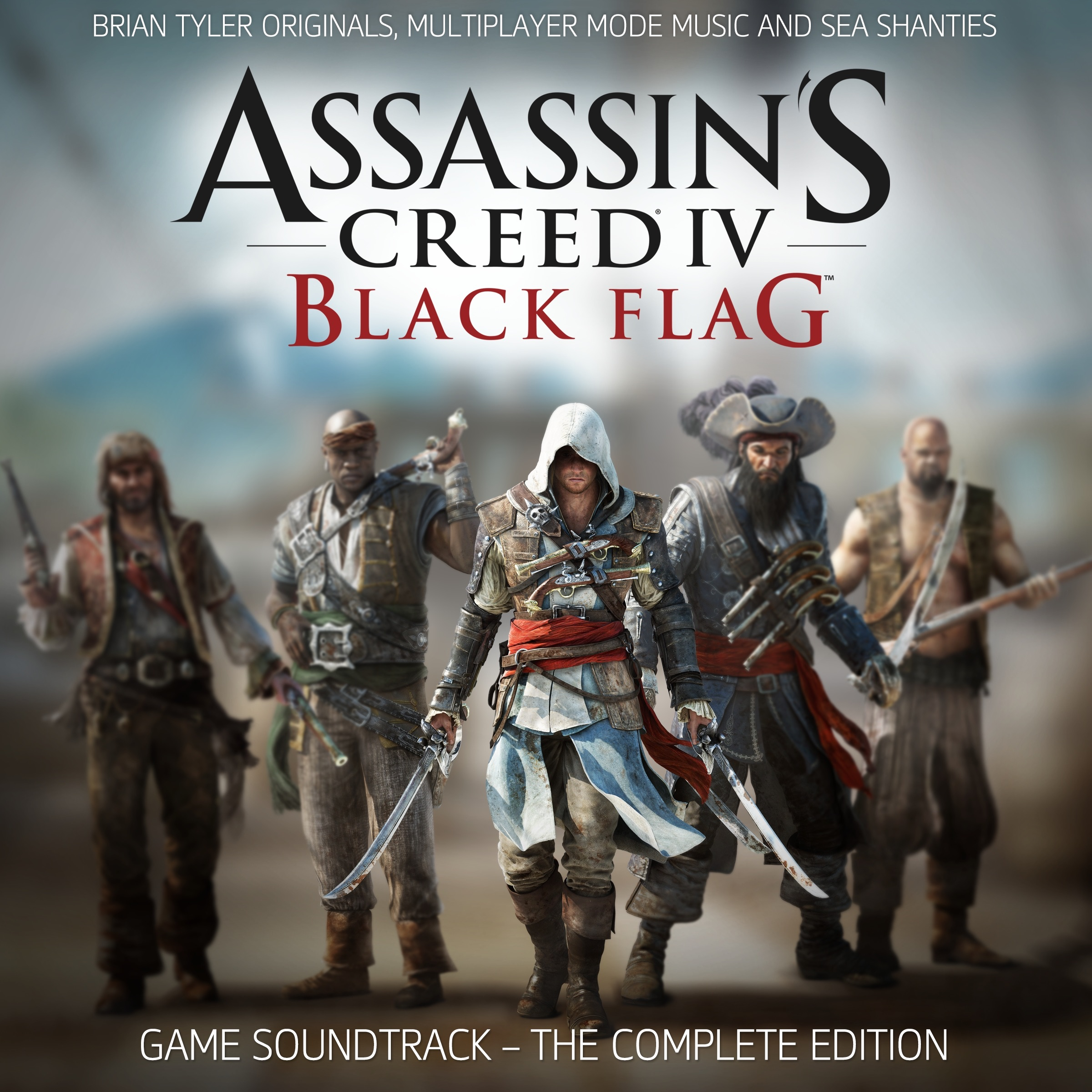 Under the Black Flag by Brian Tyler