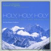 CBU Choir and Orchestra - My Faith Has Found a Resting Place
