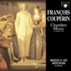 Couperin: Chamber Music, Vol. 2/2, Musica Ad Rhenum & Jed Wentz