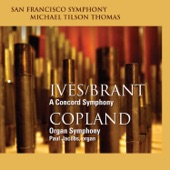 San Francisco Symphony - A Concord Symphony: III. The Alcotts
