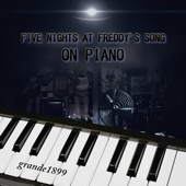 Five Nights At Freddy's Song On Piano