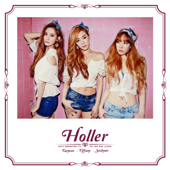 Holler (The 2nd Mini Album) - EP
