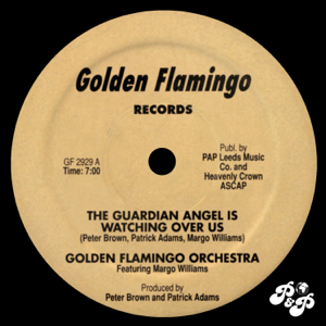 Golden Flamingo Orchestra & Margo Williams - The Guardian Angel Is Watching Over Us