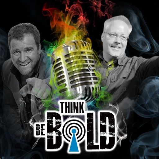Cover image of Think Bold, Be Bold