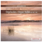 Suite for Organ and Violin, Op. 166: II. Canzone, Larghetto