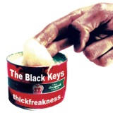 """The album art for """"Thickfreakness"""" by The Black Keys"""