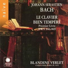 The Well-Tempered Clavier, Prelude and Fugue No. 15 in G Major, BWV 860: II. Fugue