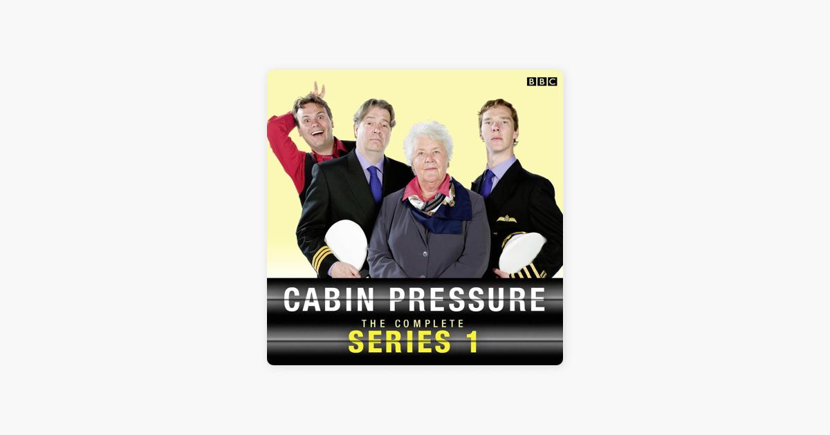 Cabin Pressure Unabridged On Le Books