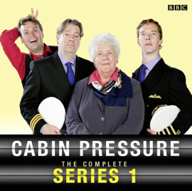 Cabin Pressure (Unabridged) audiobook