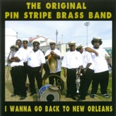 The Original Pin Strip Brass Band - I'm Walkin'