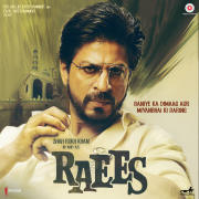 Raees (Original Motion Picture Soundtrack) - Ram Sampath, JAM8 & Kalyanji-Anandji - Ram Sampath, JAM8 & Kalyanji-Anandji