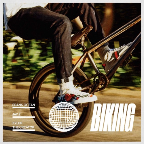 Frank Ocean - Biking (feat. JAY Z & Tyler, the Creator) - Single