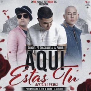 Aquí Estas Tu (Official Remix) [feat. Plan B & Cosculluela] - Single Mp3 Download