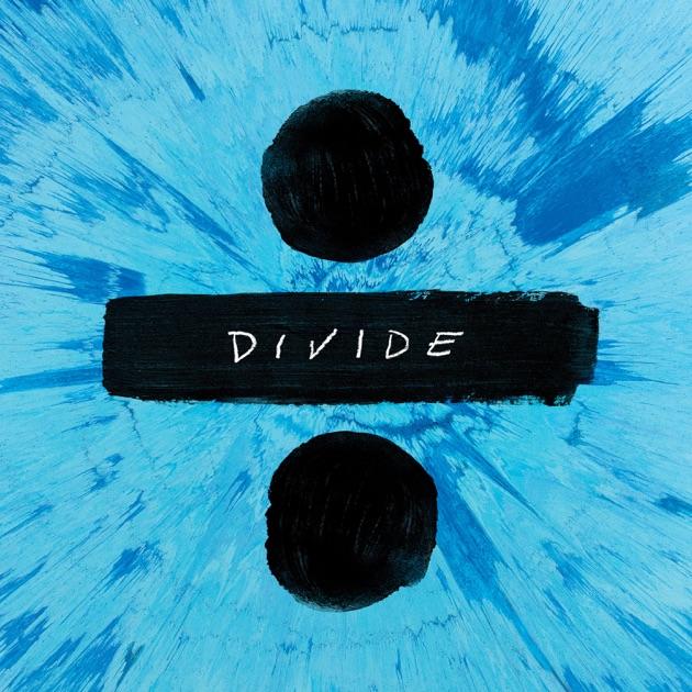 Resultado de imagen para Ed Sheeran - ÷ (Deluxe Edition)