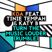 Turn the Music Louder (Rumble) [feat. Tinie Tempah & Katy B] - EP