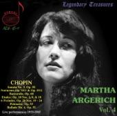F. Chopin - Martha Argerich, piano - 24 Preludes, op.28 no.7 in A major - Andantino