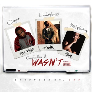 Exactly How It Wasn't - Single Mp3 Download