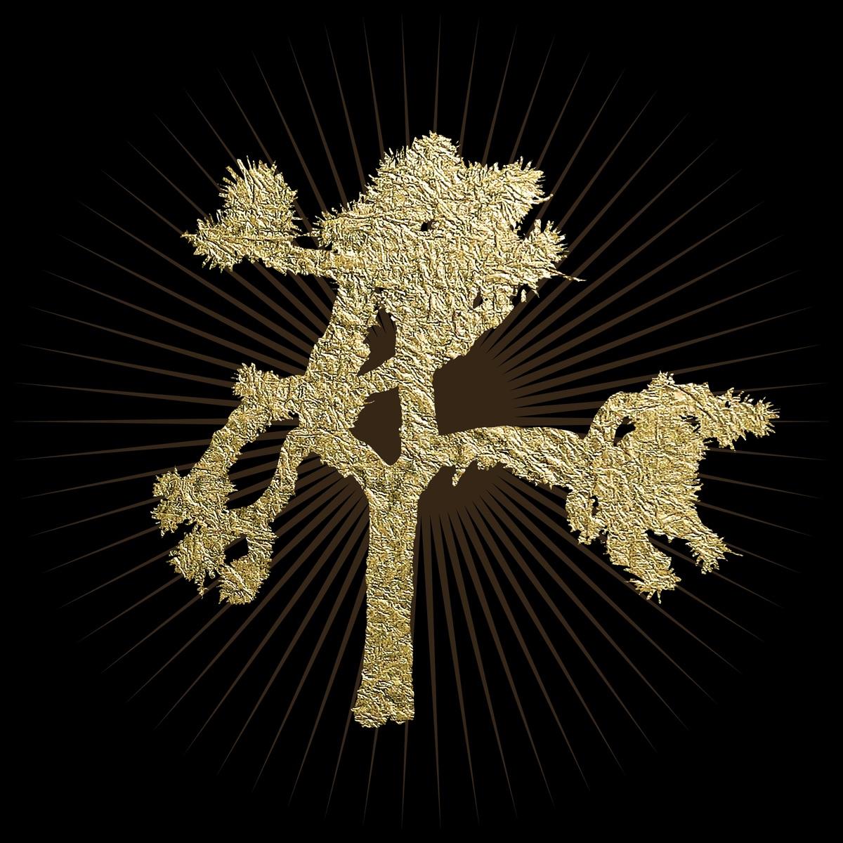 The Joshua Tree Super Deluxe U2 CD cover