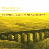 Michael Gieler - Sonata for Viola and Piano in E-Flat Major, Op. 5 No. 3: Allegro moderato