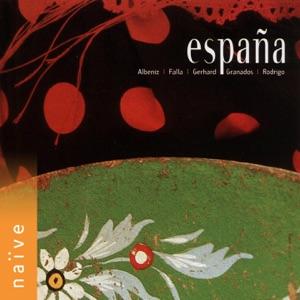 España: Albéniz, Falla, Gerhard, Granados, Rodrigo