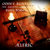 Odin's Runes: The Ancient Germanic Rune Poems-Aelfric