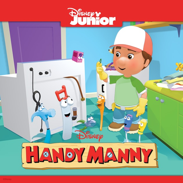It's just an image of Crazy Handy Manny Images