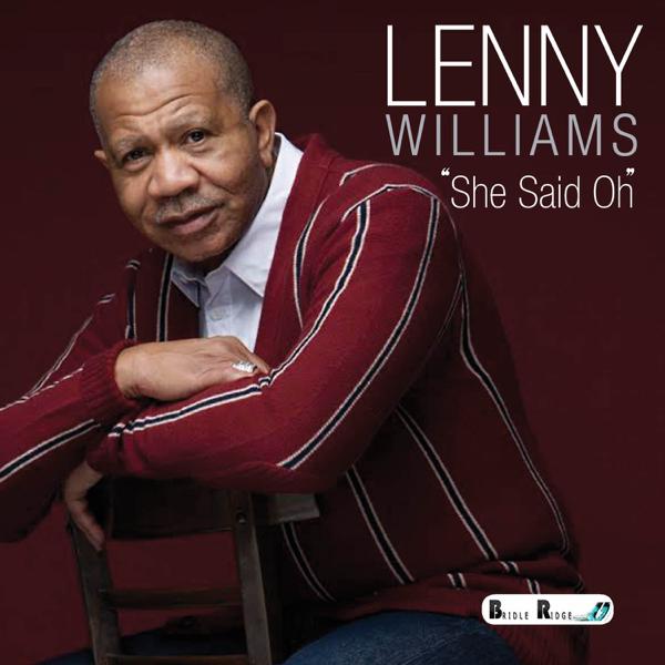 She Said Oh - Single by Lenny Williams